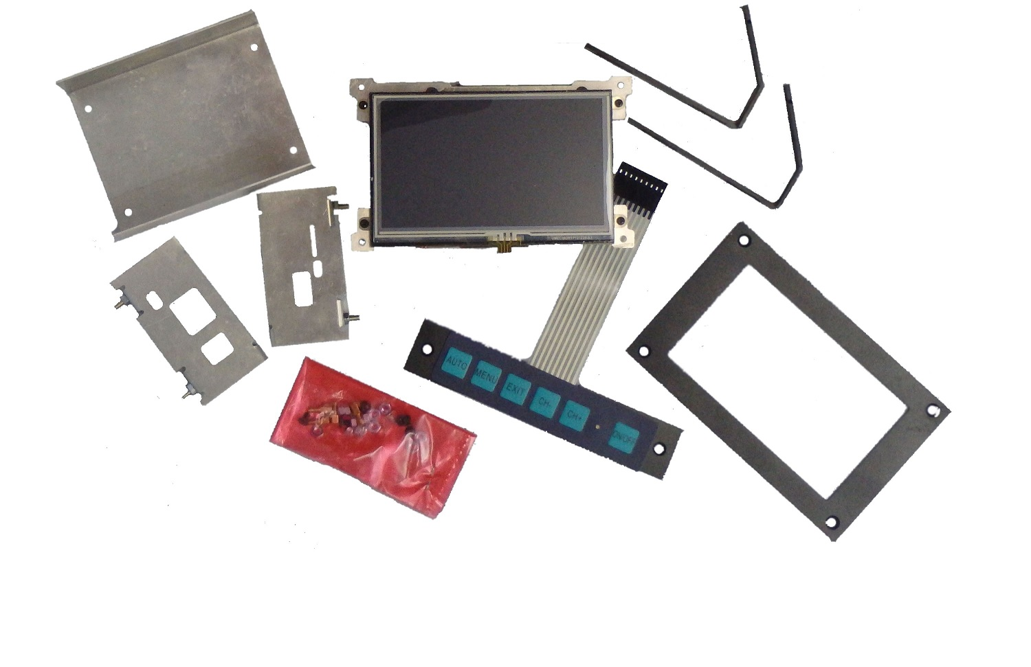 Embedded Display Solutions - NTX Embedded